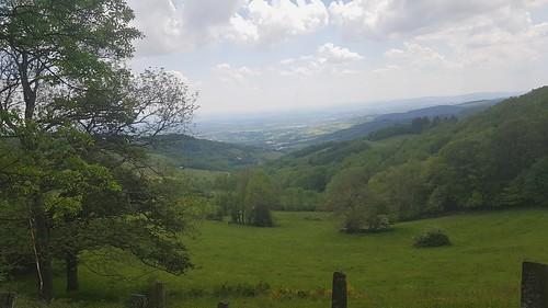 Monts-du-Lyonnais - Entre Luère et Courzieu