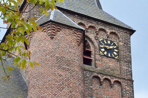 Eethen (Brabant septentrional), église réformée