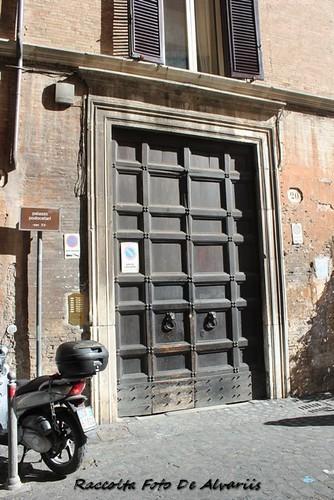 2018 Palazzo Corsetti Podocatari Via Monserrato 20, facciata b