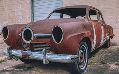 The old Studebaker