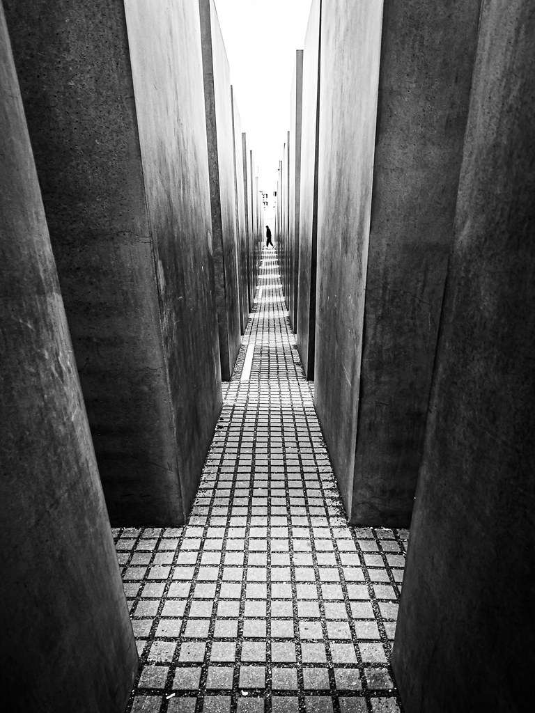 Holocaust memorial, Berlin, Germany picture