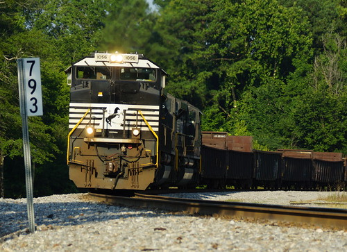 NORFOLK SOUTHERN #364? AT IRONDALE, AL