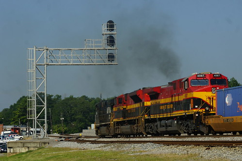 NORFOLK SOUTHERN 219 AT IRONDALE, AL