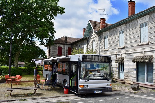 Rion-Des-Landes - HeuliezBus GX 317 - 21/05/19