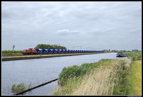 DB Cargo 6469, Haskerdijken