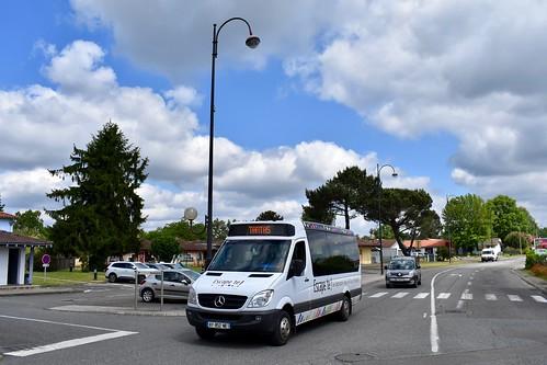Rion-des-Landes - Mercedes-Benz Sprinter Ligneo 23 - 21/05/19