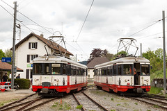 Les Brenets | CH-NE (Neuchâtel) | 26.05.2019 | TRN-BDe 4/4 3 + 5