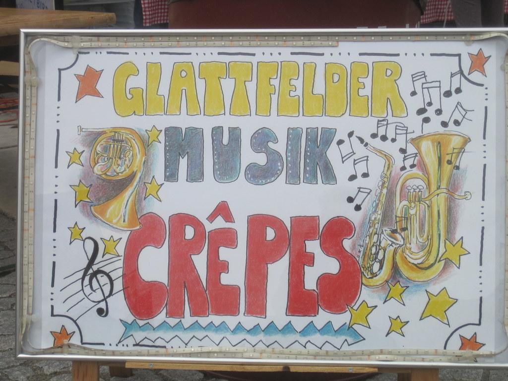 Dorffest Glattfelden, 17.-19.5.2019