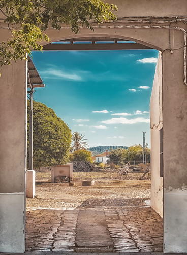 Take a peak inside the town of Aguadulce