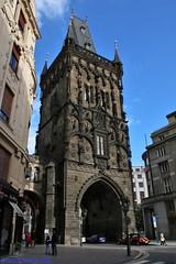 Praga - torre da pólvora