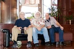 Our Dad, me and Ian, Blackhawk Museum DSC_0253