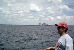 @ Ballast Pointe Pier, Jules Verne Park, Tampa, FL