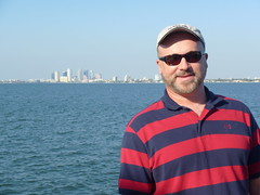 Jerry @ Ballast Pointe Pier, Jules Verne Park, Tampa, FL