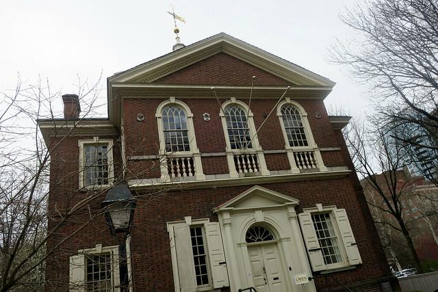 Photo:Philadelphia - Old City: Carpenters' Hall By wallyg