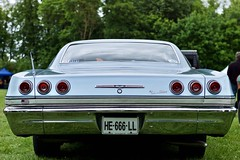Impala 65 - Photo of Seraincourt