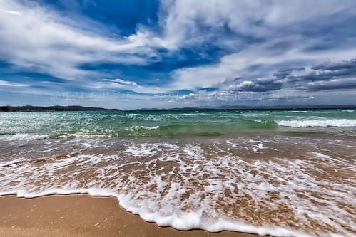 Porquerolles et la beauté de ses plages - Var - Côte d'Azur France - 3D0A8266