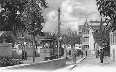 Trams d'Evian (ligne disparue) France