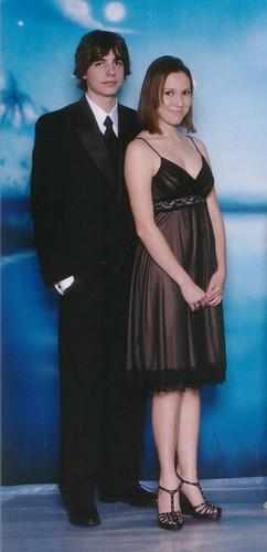 Megan Carlmont Senior Prom megs prom