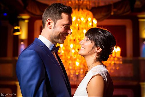 Huwelijk Samina & Jo