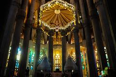 La Sagrada Familia Barcelona.