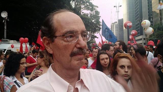 Paulo Arantes é professor aposentado do departamento de Filosofia da Universidade de São Paulo (USP) - Créditos: Foto: Brasil de Fato