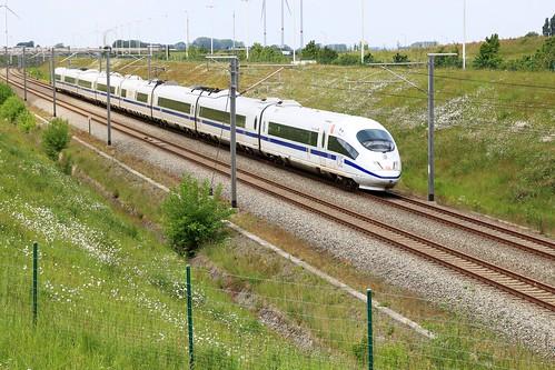 DB ICE 4601 Europa Gingelom Vorsen 27-05-2019