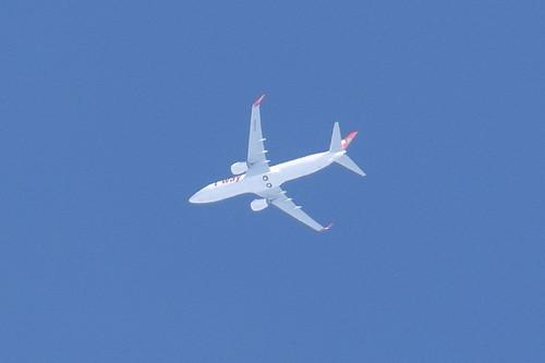 HL8354 Boeing 737-8KN T'way Air