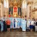 2019.05.27 – Jubileusz 25-lecia święceń kapłańskich rocznika 1994. Mszy św. przewodniczył i kazanie wygłosił ks. bp Adam Dyczkowski