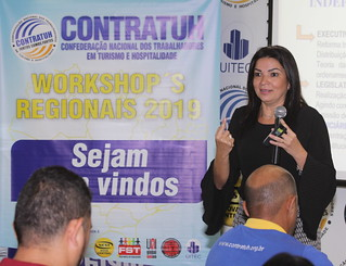 Workshop Regional - Região Centro-Oeste