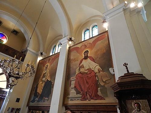 41 Paintings in St Luke's Church - 1