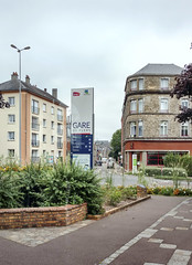 Flers station - Photo of Saires-la-Verrerie