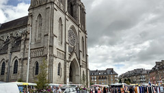 Market day at Flers