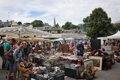 Bagnoles-de-l'Orne market day