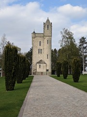Ulster Tower - Photo of Le Sars