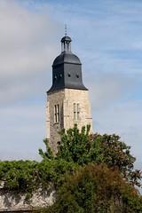 Solitaire, clocher privé de son église - Photo of Balazé