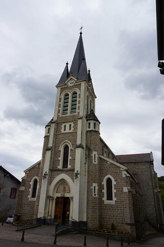 Eglise Saint-Jean-Baptiste, Boën-sur-Lignon