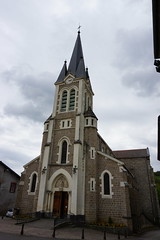 Eglise Saint-Jean-Baptiste, Boën-sur-Lignon - Photo of Saint-Laurent-Rochefort
