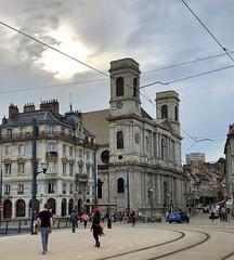 Besançon, Franche-Comté, Frankreich