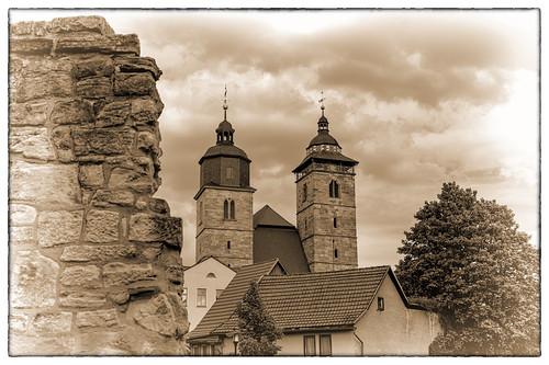 Stadtkirche Schmalkalden.