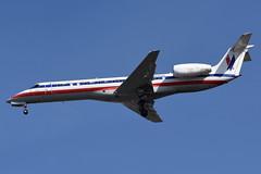 American Eagle (Envoy Air) - Embraer ERJ-140LR - N840AE - John F. Kennedy International Airport (JFK) - February 19, 2019 865 RT CRP