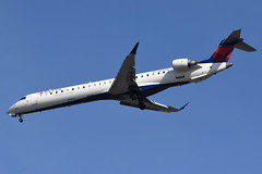 Delta Connection (Endeavor Air) - Bombardier (Canadair) CRJ-900LR (CL-600-2D24) - N933XJ - John F. Kennedy International Airport (JFK) - February 19, 2019 780 RT CRP