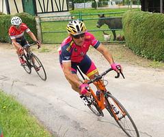Course cycliste St Paer 2019 Catégorie 5