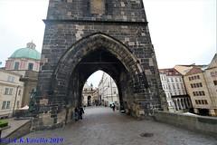 Praga - Ponte São Carlos