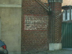 French Ghost Sign