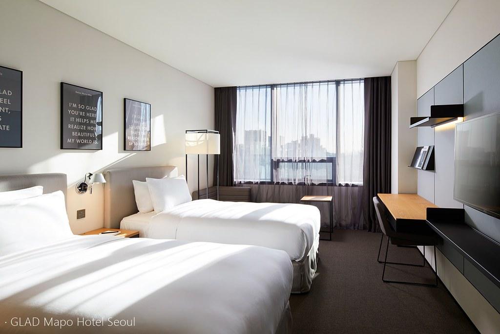 首尔饭店推荐 GLAD Mapo Hotel Seoul (1)