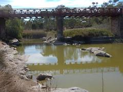Bridge Over the River Bremer