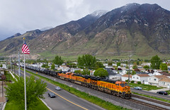 BNSF Train H-LINDEN1-03A