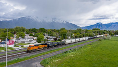 BNSF Train H-LINDEN1-03A DPU