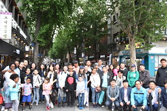 KORAM Forum experience Culture Tour to Gyeongbokgung and insadong - U.S. Army Garrison Humphreys, South Korea -  27 May. 2019