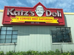 Katz's Deli was open for 49 years